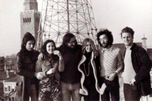 Radio Capodistria, 1973 con Augusto Daolio