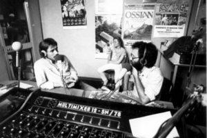 Radio Bruno, 1983 con Marco Ferradini