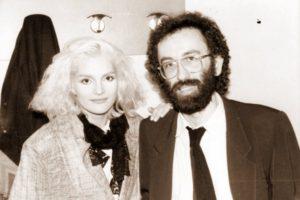 Radio Bruno, 1983 con Anna Oxa