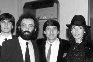 Radio Bruno, 1983 con Gianni Morandi