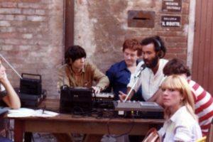 Radio Bruno, 1982 diretta dal centro di Carpi (MO)