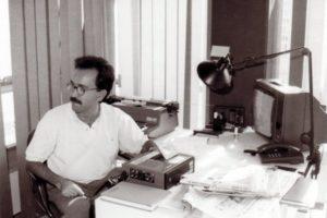 Ruggero Po | Modena Radio City, Direttore dal 1989 al 1991