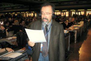 Ruggero Po | Festival di Sanremo 2007, diretta dalla Sala Stampa