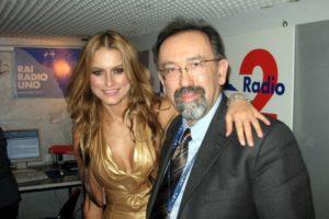 Ruggero Po | Con Lola Ponce al Festival di Sanremo