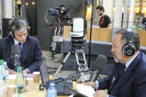Ruggero Po | Con Leonardo Domenici a Radio Anch'Io (in diretta dal Parlamento Europeo)