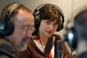 Ruggero Po | Radio1, Marzo 2012 - Italia Radio con Debora Serracchiani