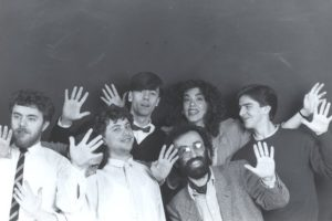 Radio Bruno, 1982 insieme ai colleghi