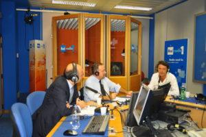 Ruggero Po | Con Matteo Renzi a Radio Anch'Io