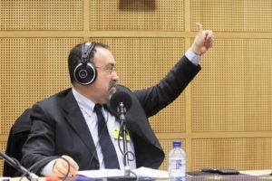 Ruggero Po | Radio Anch'Io dal Parlamento Europeo