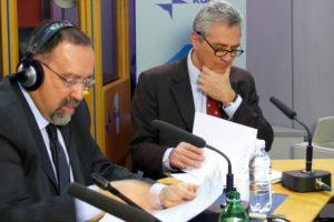 Ruggero Po | Con Francesco Rutelli a Radio Anch'Io