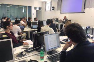 SCUOLA GIORNALISMO PERUGIA | In classe