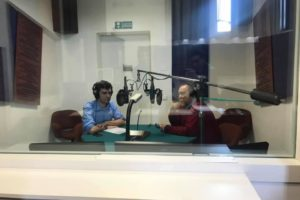 SCUOLA GIORNALISMO PERUGIA | In cabina con Claudio Agrelli