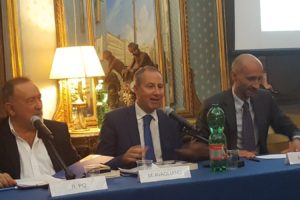 25 settembre 2019 presentazione saggio Dopoguerra di Avagliano-Palmieri a Roma